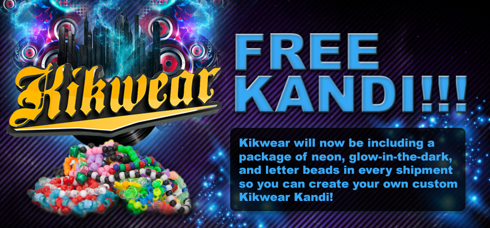 Score some free Kandi with your purchase