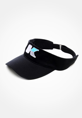Black Butterfly K Visor