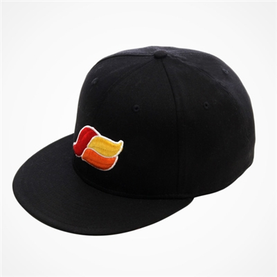 Black K Wave Cap