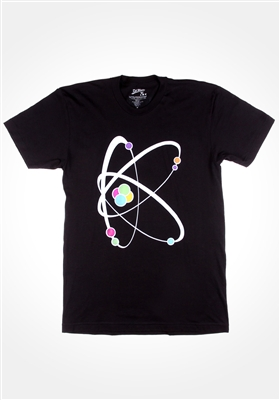 Black Atomic K T-Shirt