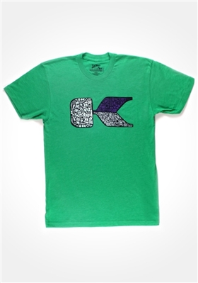 Green Scramble T-Shirt